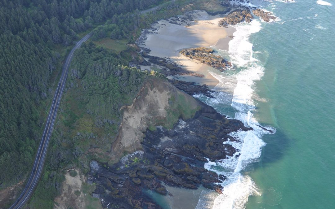 Exploring the Tidepools: Cape Perpetua Marine Reserve