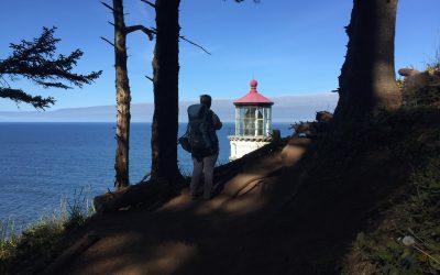 Hiking the Central Oregon Coast