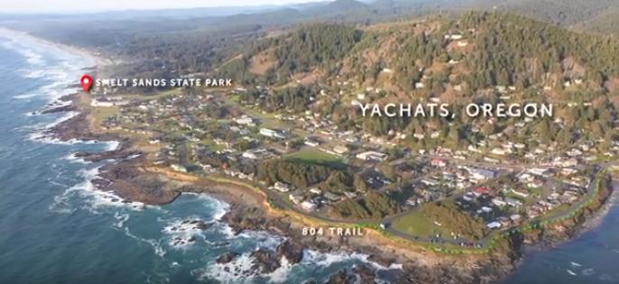 VIDEO: 804 Trail – Yachats, Oregon